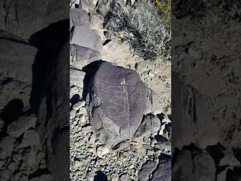 Three Rivers Petroglyph Site 1