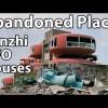 Abandoned Places - Sanzhi UFO houses