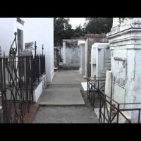 Saint Louis Cemetery Number One, New Orleans, LA