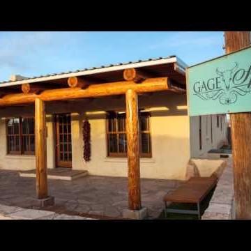 The Gage Hotel in Marathon, Texas - Gateway to Big Bend National Park