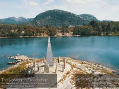 Solspeilet - The Norwegian Stonehenge