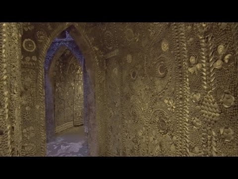 The Mystery of Shell Grotto