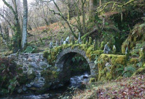 Fairy Bridge af Fas No Cloiche Glen Creran